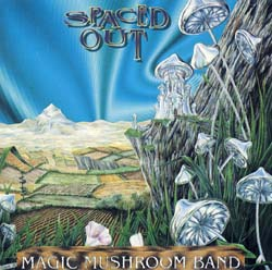 Spaced Out - Magic Mushroom Band