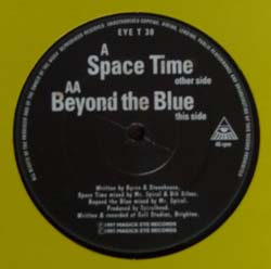 Space Time - Spiralhead