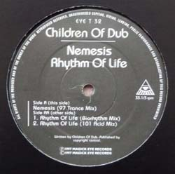 Nemesis 97/Rhythm Of Life - Children Of Dub