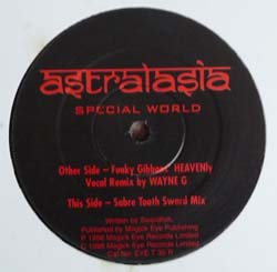 Special World (Limited Edition Remix) - Astralasia
