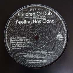 Feeling Has Gone EP - Children Of Dub